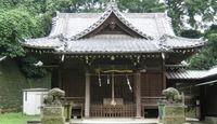 末吉神社 神奈川県横浜市鶴見区上末吉