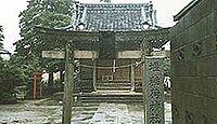 稲荷神社 神奈川県川崎市多摩区堰のキャプチャー