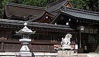 国宝「苗村神社西本殿」(滋賀県蒲生郡竜王町)のキャプチャー