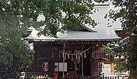 大和町八幡神社 東京都中野区大和町のキャプチャー