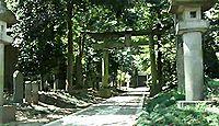 出雲祝神社 埼玉県入間市宮寺寄木森のキャプチャー