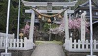 八幡神社 福井県福井市大丹生町のキャプチャー