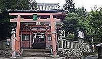 伊豫稲荷神社 - 平安期に京都伏見を勧請、江戸期に正一位の神階、伊予の衣食住の守護神