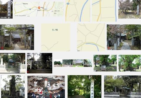 鵜川神社(新潟県柏崎市大字野田982)