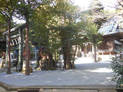 大稲荷神社 神奈川県小田原市城山のキャプチャー