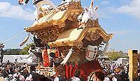 建水分神社 - 旧河内国、楠木正成が再建した全国唯一の形式の本殿が現存、金剛山鎮守