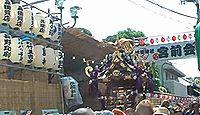 清瀧神社 千葉県浦安市堀江のキャプチャー