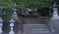 白山神社(三木町) - 讃岐七富士の一つ白山南麓に鎮座、平安期に勧請された式内論社