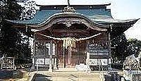 豊福阿蘇神社 - 平安期に八幡神を奉斎、阿蘇・甲佐を合祀した三宮、樹齢1100年の大楠
