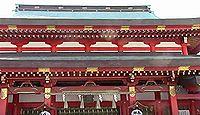 五社神社・諏訪神社 - ともに徳川秀忠の産土神、将軍家の崇敬厚い子守り、子育ての神