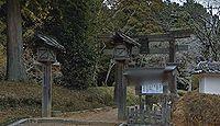 比々岐神社  三重県伊賀市北山