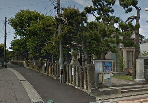 石井神社 新潟県柏崎市西本町のキャプチャー
