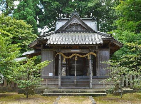 気多神社 兵庫県豊岡市日高町上郷大門のキャプチャー