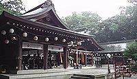 香川縣護國神社 - 乃木希典が初代師団長の陸軍第11師団、北隣に乃木神社がある讃岐宮