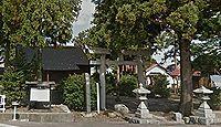 遠賀神社(遠賀原) - 斎村・稲荷村・岡村とも呼ばれた地、日本で三番目に古い算額