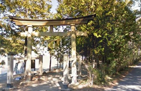加茂神社 高知県幡多郡黒潮町入野のキャプチャー
