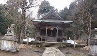 浅井神社 富山県高岡市福岡町赤丸のキャプチャー
