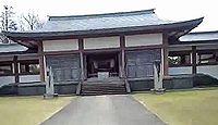 鳥取県護国神社 - 明治初年の創祀、伊勢神宮別宮・倭姫宮からの譲与を受けて社殿改築