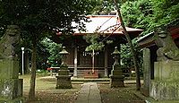 虎狛神社 東京都調布市佐須町のキャプチャー