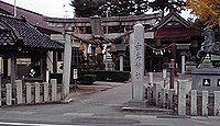 白鳥神社(津幡町) - この地に舞い降りた白鳥を日本武尊の魂として祀る、雨乞で有名