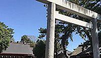 安久美神戸神明社 愛知県豊橋市八町通のキャプチャー