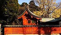 峯ヶ岡八幡神社 埼玉県川口市峯のキャプチャー