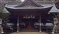 八倉比売神社 - 卑弥呼伝説、創建BC378年の伝承残る、御祭神アマテラスの阿波国一宮