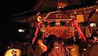 海津天神社 - 「大野神社」含む三つの式内社に比定される古社、「力士まつり」も