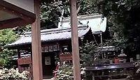 磐手杜神社 大阪府高槻市安満磐手町のキャプチャー