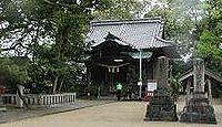 御勢大霊石神社 - 仲哀天皇崩御の地、神功皇后が御魂代の石を奉斎して三韓征伐を成功