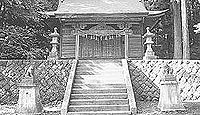法量神社 - 「法量のイチョウ」が有名な集落の小高い丘に鎮座、修験者・法霊ゆかりか?