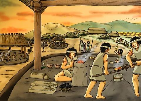 須玖タカウタ遺跡で紀元前2世紀の銅剣の鋳型片、当時の最高級青銅器を供給 - 福岡・春日のキャプチャー