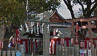 粟津天満神社 兵庫県加古川市加古川町粟津のキャプチャー