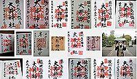 大井神社(島田市)の御朱印