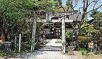 高岡神社(四万十町) - 「五社さん」と親しまれる仁井田明神、11月に大祭で流鏑馬など