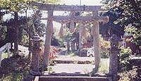 熊野神社 長崎県壱岐市勝本町立石南触
