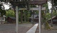 諏訪神社 福井県越前市五分市町