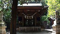 碑文谷八幡宮 東京都目黒区碑文谷のキャプチャー