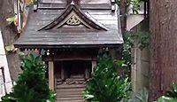 箭弓稲荷神社 東京都江東区常盤のキャプチャー