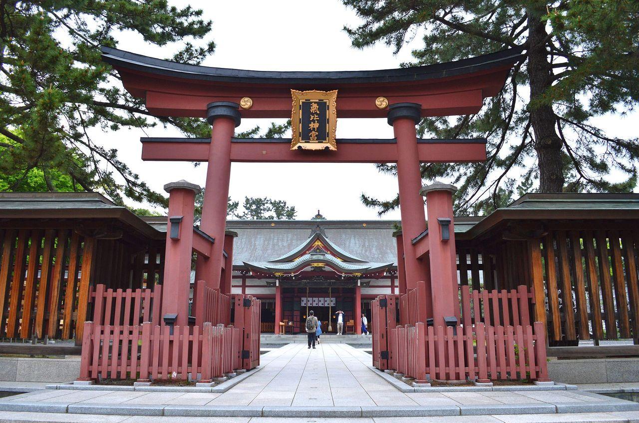 [福井県]初詣で人気の神社のキャプチャー