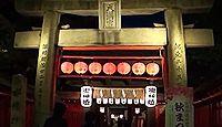 水鏡天満宮 福岡県福岡市中央区天神のキャプチャー
