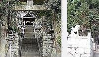 大野神社(今治市) - 国風文化華やかな頃創建の古社、オオヤマツミと娘二柱を祀る