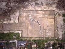 弥生中期から奈良時代の複合遺跡・土田遺跡で15年2月21日に現地説明会と発掘体験 - 奈良・大淀町のキャプチャー