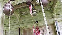 室根神社 - 奈良時代に熊野から勧請、それ以来の特別大祭「マツリバ行事」が有名な古社