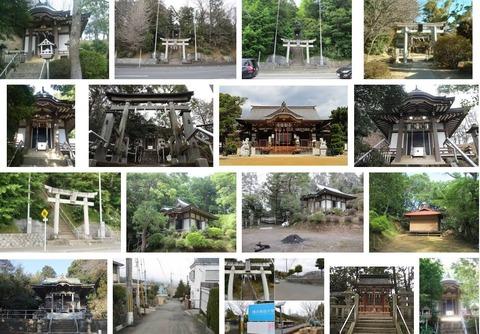 住吉神社 神奈川県横浜市青葉区すみよし台833