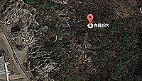 吉見百穴(埼玉県・比企郡吉見町) - コロボックルの住居? 6-7世紀頃の横穴墓群のキャプチャー
