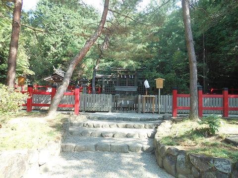 檜原神社の全景 - ぶっちゃけ古事記