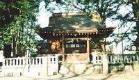 右内神社 静岡県三島市梅名