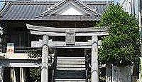 豊国神社(福岡市) - 博多復興の神屋宗湛が秀吉の恩に報いるため邸宅で鎮祭、明治創建