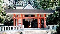 子神社 神奈川県横浜市保土ケ谷区今井町